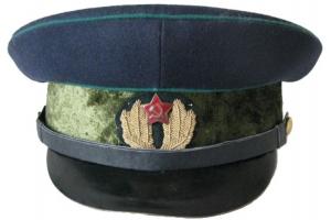 Фуражка лесника 1940-50х годов, СССР, копия