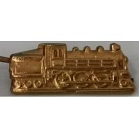 Эмблемы на погоны НКПС образца 1943 года (локомотивы), СССР, копия