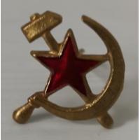 Пара Петличные знаков среднего командного состава НКПС образца 1934 года, копия СССР