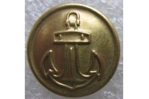 Пуговица погонная (18 мм), РККФ, СССР, копия