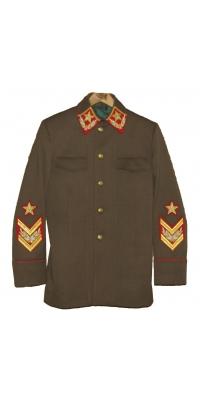 Китель маршала Советского Союза образца 1940 года, копия