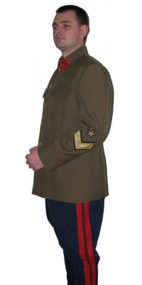 Форма командарма пехоты 1-ого ранга образца 1935 года, РККА, копия