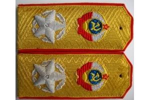 Погоны Генералиссимуса СССР образца 1943 года, копия