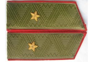 Полевые погоны генерал-майора, СССР, копия