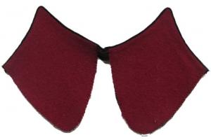 Петлицы образца 1936 года на шинель/кожаный френч/пальто, Рядовой, пехота, СССР, копия