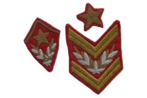 Знаки различия Маршала Советского Союза образца 1940 года, копия
