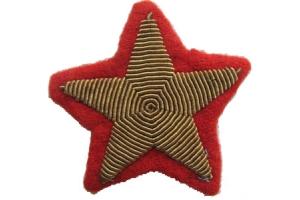 Нарукавная звезда Генерала Армии образца 1940 года, копия