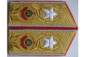 Погоны Генералисcимуса СССР образца 1945 года, копия