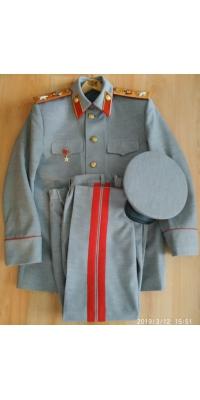 Форма маршала СССР образца 1945 года копия