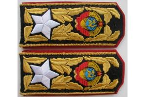 Погоны Генералиссимуса СССР, проектный вариант, копия